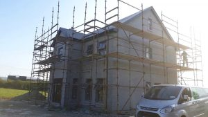 scholl construction by JSM Kelly shell build
